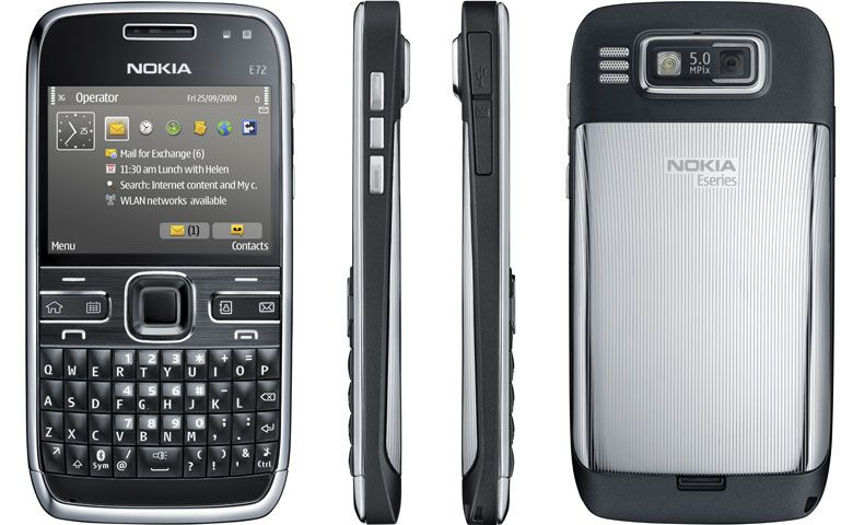 Телефоны нокиа е72 инструкция