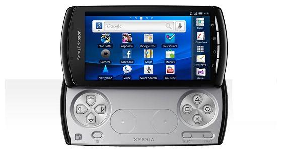 Sony Ericsson Xperia Play (R800i)