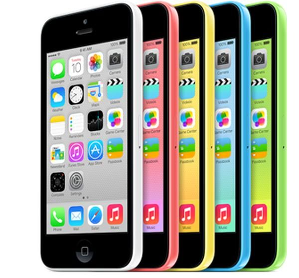 Apple iPhone 5C, 8GB, 16GB, 32GB
