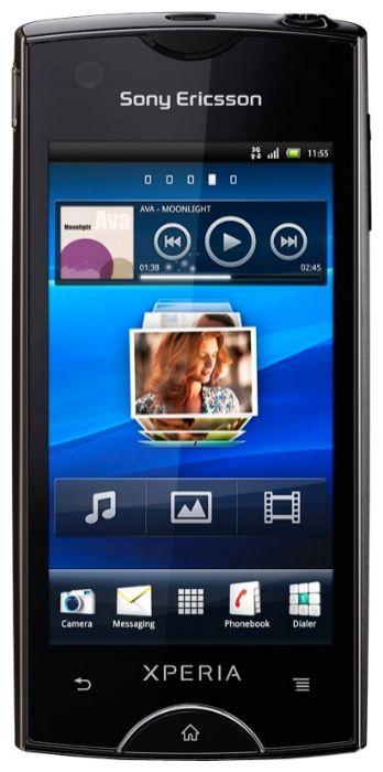 Sony Ericsson Xperia ray (ST18i)